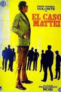 Il Caso Mattei (1972) – filme online