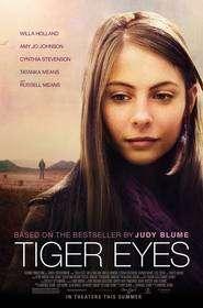 Tiger Eyes (2012) - filme online