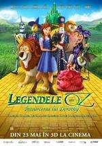 Legends of Oz: Dorothy's Return - Legendele din Oz: Întoarcerea lui Dorothy (2013) - filme online