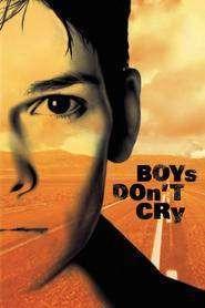 Boys Don't Cry - Băieţii nu plâng niciodată (1999)