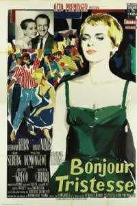 Bonjour tristesse - Bună ziua, tristețe (1958)