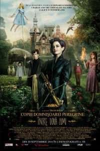 Miss Peregrine's Home for Peculiars - Copiii domnişoarei Peregrine: Între două lumi (2016)  e