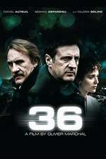 36 Quai des Orfèvres – Poliţia judiciară (2004)