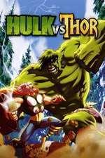 Hulk vs. Thor (2009) - filme online