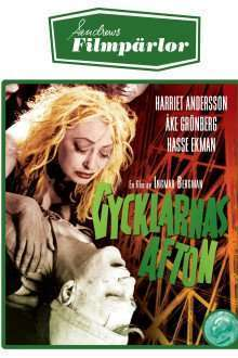 Gycklarnas afton – Sawdust and Tinsel (1953)