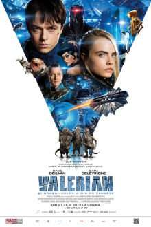 Valerian and the City of a Thousand Planets – Valerian și orașul celor o mie de planete (2017) – filme online hd