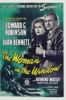 The Woman in the Window - Femeia din vitrină (1944) - filme online