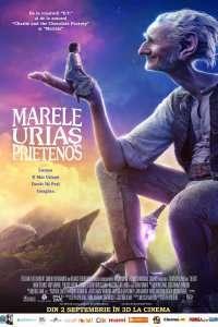 The BFG - Marele Uriaş Prietenos (2016) - filme online