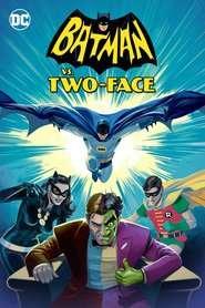 Batman vs. Two-Face (2017) - filme online