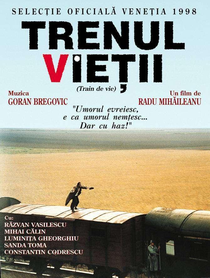 Train de vie – Trenul vieţii (1998) – filme online