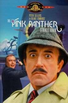 Pink Panther Strikes Again - Pantera roz contraatacă (1976)