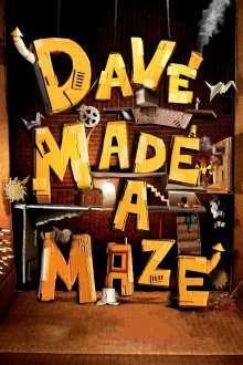 Dave Made a Maze (2017) - filme online