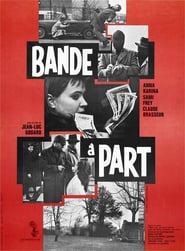 Band of Outsiders (1964) -  Bande à part