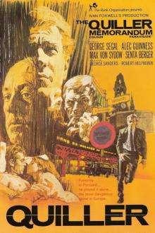 The Quiller Memorandum (1966) – filme online