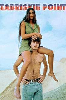 Zabriskie Point (1970) - filme online