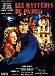 Les Mysteres de Paris – Misterele Parisului (1962)