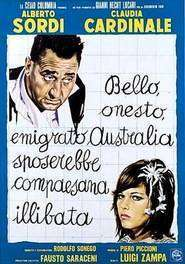 Bello, onesto, emigrato Australia sposerebbe compaesana illibata - Frumos, onest, emigrat in Australia (1973)