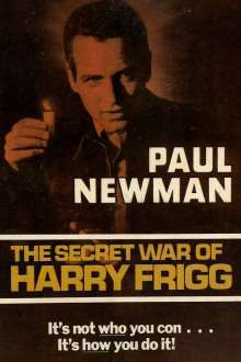 The Secret War of Harry Frigg – Războiul secret al lui Harry Frigg (1968) – filme online