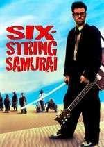Six-String Samurai (1998) - filme online
