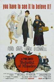 Pocketful of Miracles - O poveste ca în filme (1961)