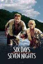 Six Days Seven Nights – Şase zile, şapte nopţi (1998) – filme online
