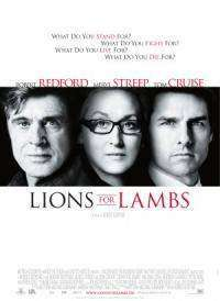 Lions for Lambs / Invatam din greseli