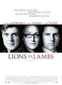 Lions for Lambs / Invatam din greseli