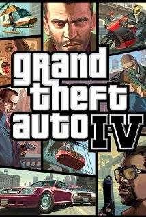 Grand Theft Auto - 4 - ( 2008 )
