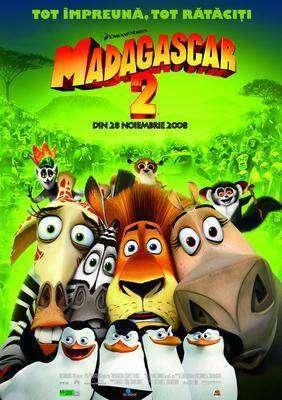 Madagascar Escape 2 Africa dublat  - update ( varianta a - player 1)