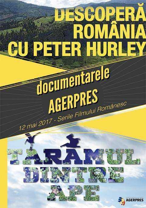 Descoperă România cu Peter Hurley (2016) - filme online