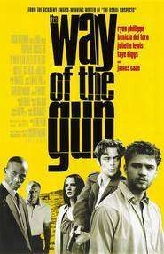 The Way of the Gun (2000) - filme online