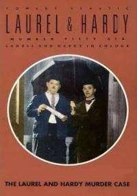 The Laurel-Hardy Murder Case (1930)  ( color )