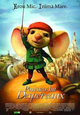 The Tale of Despereaux - Povestea lui Despereaux (2008) - filme online