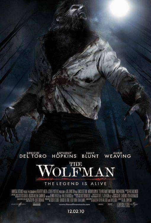 The Wolfman (2010) - Filme online gratis subtitrate in romana