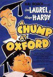 A Chump at Oxford (1940) - Laurel & Hardy - online ( color )