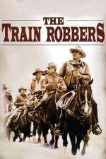 The Train Robbers - Hoții de trenuri (1973)