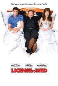 License to Wed (2007) - filme online gratis