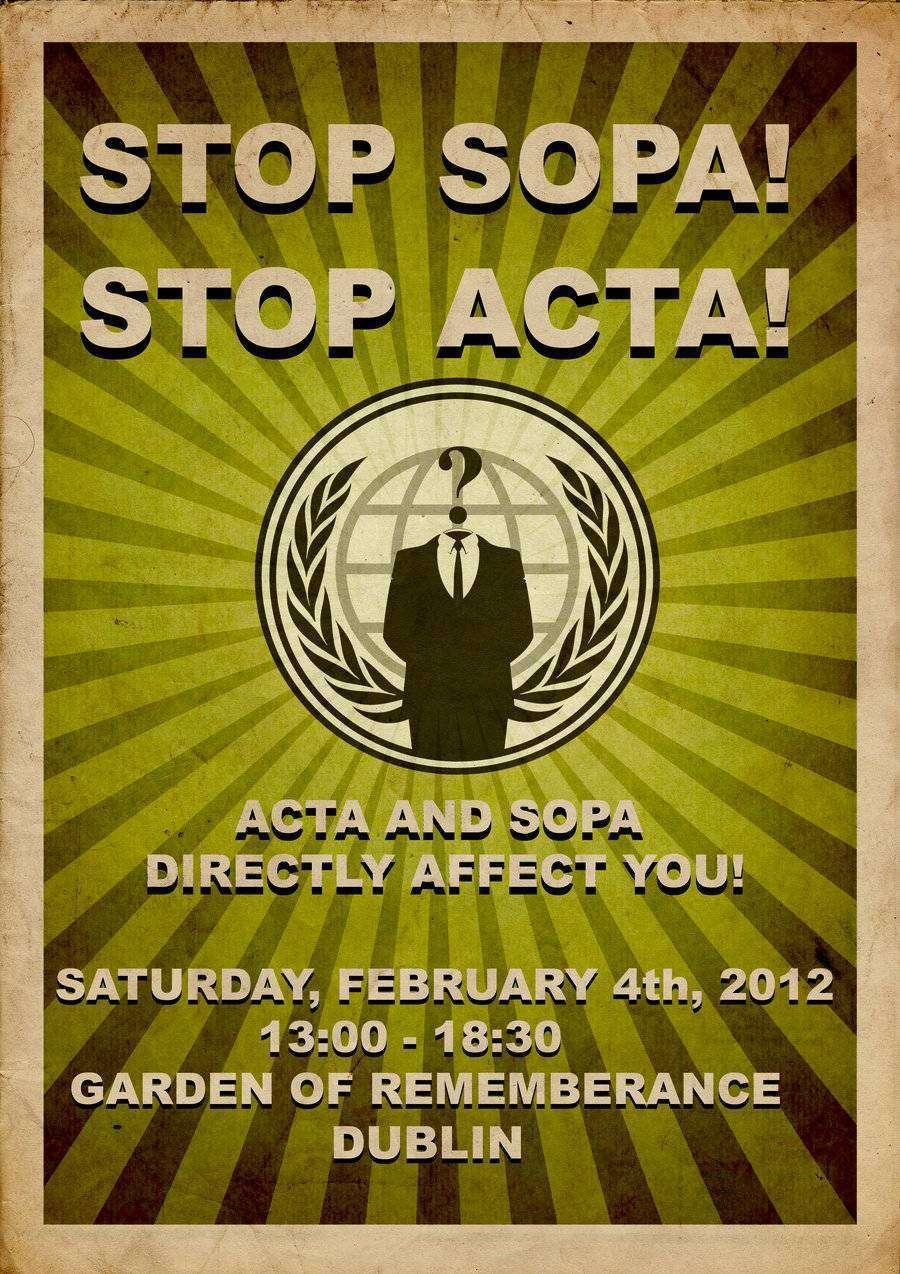 SOPA, PIPA și ACTA , Internetul Liber ? - Film documentar