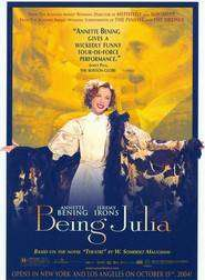 Being Julia (2004) - filme online gratis