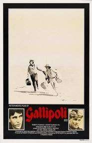 Gallipoli (1981) - filme online
