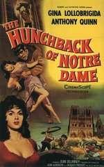 Notre Dame de Paris – Cocoșatul de la Notre Dame (1956)