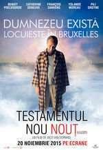 Le tout nouveau testament - Testamentul nou nouț (2015) - filme online