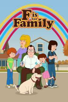F Is for Family (2015) Serial TV - Sezonul 01