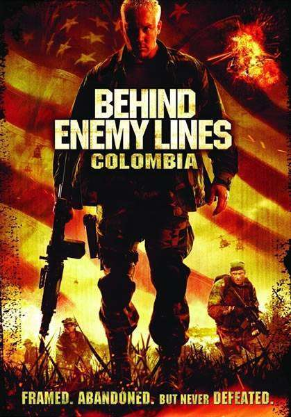 Behind Enemy Lines: Colombia - În spatele liniilor inamice 3: Columbia (2009) - filme online
