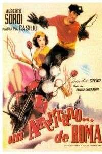 Un Americano a Roma - Un american la Roma (1954) - filme online subtitrate