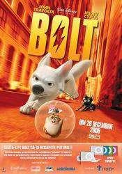 Bolt (2008) - Filme online gratis subtitrate in romana