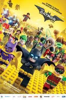 The LEGO Batman Movie - Lego Batman: Filmul (2017)