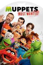 Muppets Most Wanted (2014) - filme online
