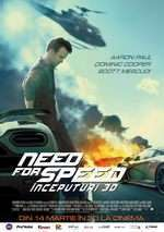 Need for Speed – Need for Speed: Începuturi (2014) – filme online
