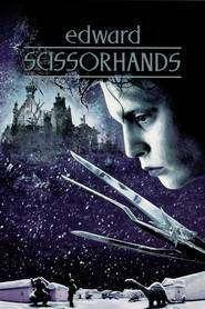 Edward Scissorhands (1990) - filme online gratis